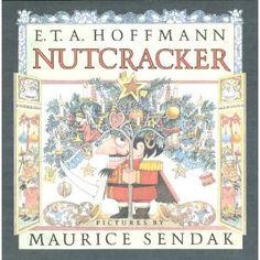 Amazon.com: Nutcracker (9780385348645): E.T.A. Hoffmann, Maurice Sendak, Ralph Manheim: Books