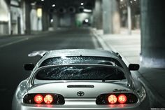 Supra. This is my favorite car. Ever!