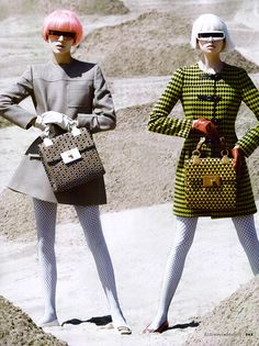 #MMissoni   #Elle Italy November 2012