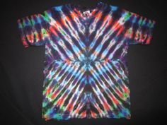 Psychedelic CoolKids Zen Mandala Youth/Child by PsychedelicTieDyes, $20.00