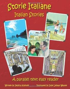 Introduce your children to everyday life and traditions of Italy with five entertaining stories that take place in five different Italian cities. Each story will let the reader discover or rediscover popular sites like the Trevi fountain in Rome, and will engage little ones with tales that will transport them to fascinating places. Challenge young readers using the location map at the end of the book, and foster a new interest in travel, geography, and all things Italian.