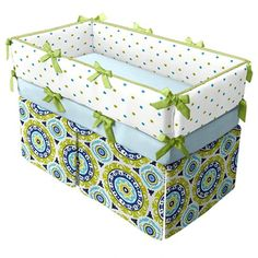 Sprout Crib Bedding