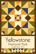 Yellowstone National Park Quilt Block