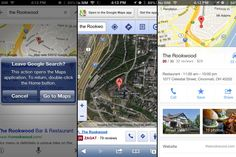 With the Maps app, Google is starting to sink its hooks deeper into Apple iOS.