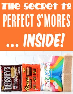 Smores Dessert in Oven! Easy Recipes for Desserts are always nice when you're craving a treat without the effort! And that's where this Easy Sheet Pan S'mores Recipe comes in to play! Go check out my top tips for how to make PERFECT S'Mores... inside at home, and give it a try this week! Easy Summer Desserts, Easter Desserts, Fall Desserts, Graham Cracker Recipes, Homemade Graham Crackers, Skillet Chocolate Chip Cookie, Peanut Butter Cup Cookies, 4 Ingredient Desserts, Homemade Brownie Mix