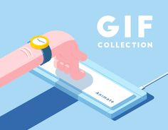 """Check out this @Behance project: """"GIF Collection"""" https://www.behance.net/gallery/49558457/GIF-Collection"""