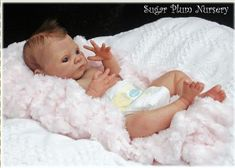 Suze by Adrie Stoete - Online Store - City of Reborn Angels Supplier of Reborn Doll Kits and Supplies