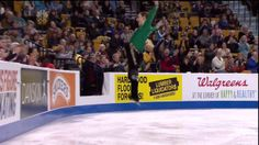 "Jason Brown Free Skate 2014 US National Championships || ""Riverdance"" The Irish girl in me loves this! <3"