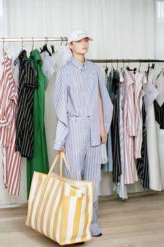 Balenciaga Pre SS17 Lookbook