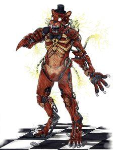 fnaf Freddy by DeathRage22 on DeviantArt
