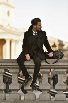 ITALIAN MEN LOVE TO DRESS SO STYLISH..USING TOP OF THE LINE ITALIAN DESIGNERS | More outfits like this on the Stylekick app! Download at http://app.stylekick.com
