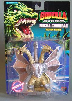 Godzilla Mecha-Ghidorah Action Figure