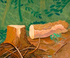 DAVID HOCKNEY: RECENT PAINTINGS