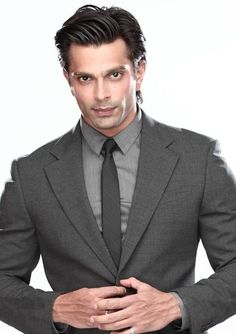 Karan Singh Grover is an Indian film and television actor, model and producer. His date of birth is February 1982 ann birth place is Delhi, India. His family moved to Al Khobar, Saudi Arabia when he was too young. Bollywood, Qubool Hai, Classy Men, Tv Actors, Celebs, Celebrities, Best Actor, Hot Guys, Hot Men