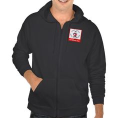 National Civil Defense Week Hoody; $62.45 -  #stanrail -he California fleece zip hoodie by American Apparel blends a basic look with style. Featuring a matching zipper and drawstring, our hoodie will you keep you comfortable since it's made of 100% extra soft ringspun combed cotton. Breathable and extra thick for added warmth.  @stanrails_store