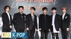 [풀영상] SUPER JUNIOR(슈퍼주니어) 'Black Suit' Presentation (Play, One More Chan...