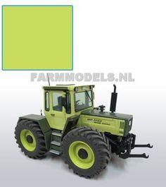 92130 MB TRac Licht Groen Spuitbus / Spray Paint - Farmmodels series
