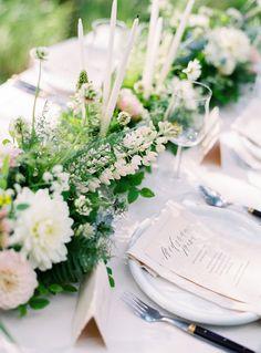 HEY LOOK: Finnish Midsummer Wedding inspiration feature in Vow Magazine