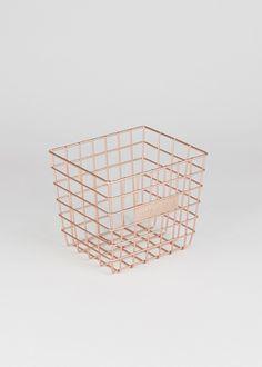 Bits & Bobs' Basket (17cm x 15cm)