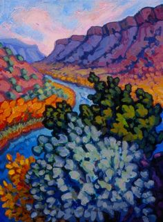 Georgia O'Keeffe ~Taos, New Mexico. Home of Lana Dura Fibers Georgia O'keeffe, Klimt, Alfred Stieglitz, Georgia O Keeffe Paintings, Southwestern Art, Wow Art, Kandinsky, Community Art, Vincent Van Gogh