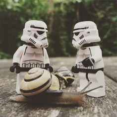 People eat this? #lego #starwars #stormtrooper