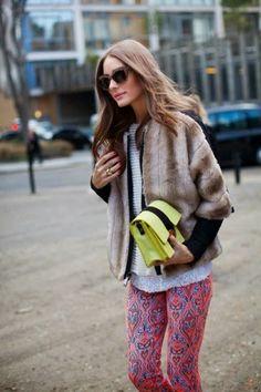 The Fashion Fairy: Olivia Palermo Street Style