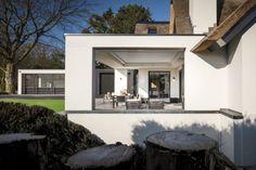 - Rietgedekte Villa - Hoog ■ Exclusieve woon- en tuin inspiratie.