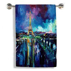 Bath / Beach Towel collaboration between Aja by SagittariusGallery, $59.00