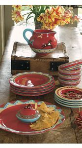 Ranch House Dinnerware. <3 oh lawd, please