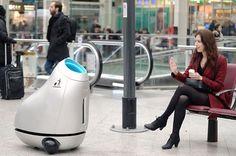 「ロボット ゴミ箱」の画像検索結果