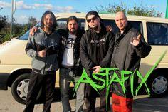 Resenha do Rock: Astafix: confira mais vídeos das gravações de 'Int...