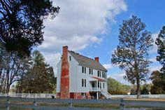 Pamplin Historical Park in Patersburg, VA