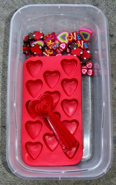 The Fantastic Five: February Tot Boxes