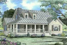 Vacation Homes, Cottage, Country House Plans - Home Design Colonial House Plans, Rustic House Plans, Coastal House Plans, Colonial Style Homes, Country Style House Plans, Cottage House Plans, Country Style Homes, Farmhouse Plans, Cottage Homes