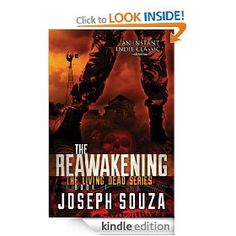 The Reawakening (The Living Dead Trilogy, Book Book 1, Kindle, Literature, Fiction, That Look, Author, Adventure, Reading, Movie Posters