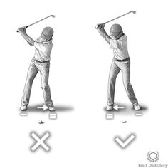 Weight should move towards back foot during the backswing