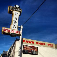 Gold and Silver Pawn Shop Fine Art Photograph by BeCoPhotography