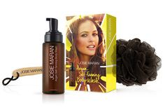 Is the World Ready for a Self-Tanning Body Wash? Josie Maran Thinks So | Beauty - Yahoo! Shine can't wait to try this!