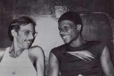 Nicky Siano & Larry Levan