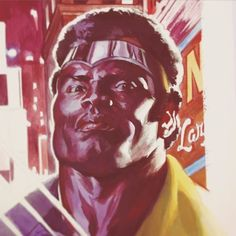 Luke Cage by Felipe Massafera Comic Book Characters, Marvel Characters, Comic Character, Comic Books Art, Marvel Comics Art, Marvel Fan, Marvel Heroes, Power Man Marvel, Luke Cage Iron Fist