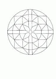 como hacer mandalas paso a paso - Mandala Art, Mandala Design, Geometric Lines, Stained Glass Patterns, Barn Quilts, Drawing Techniques, Zentangles, Sacred Geometry, Doodle Art