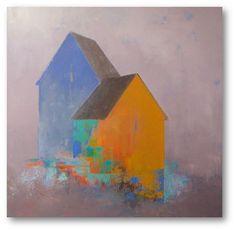"Newbury Fine Arts - Michele Dangelo. ""One Moment"". Beautiful color"