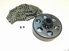 """Go-Karts Parts & Accessories Predator 212cc 6.5HP Centrifugal Clutch 3/4"""" Bore 12 Tooth #35 Chain screw sets -- Awesome products selected by Anna Churchill"""