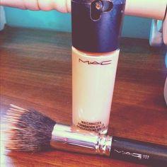 Love MAC makeup! It's all I use!