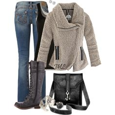 """Call me Cozy"" by tmlstyle on Polyvore"