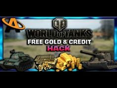 World of Tanks Free Gold Hack / PC / XBOX / PLAYSTATION / ANDROID / IOS ...