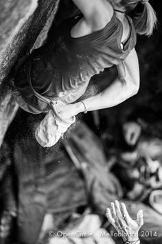 Bouldering time - Melloblocco 2014