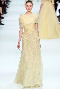 Elie Saab: sweet dresses #hautecouture te