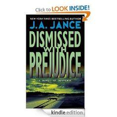 J.a. Jance Novels ... with Prejud...