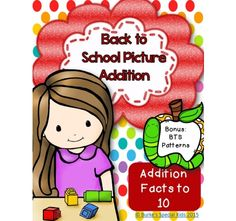 Addition to Ten: Back to School Editon